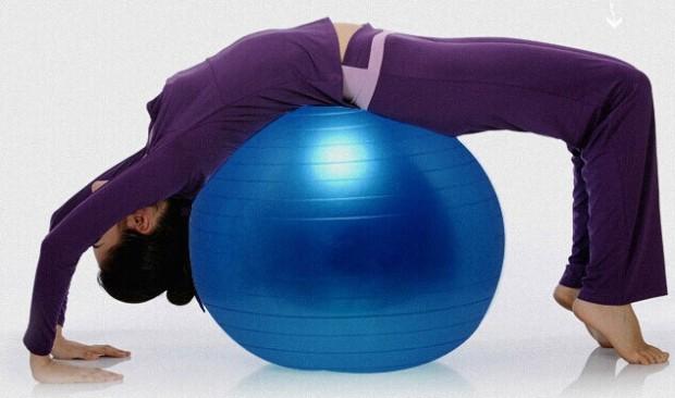 Bóng yoga, bóng tập yoga, bóng yoga trơn.