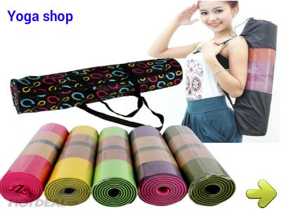 Thảm yoga Tpe