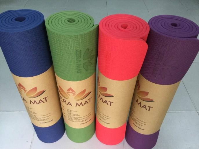thảm tập yoga zera mat