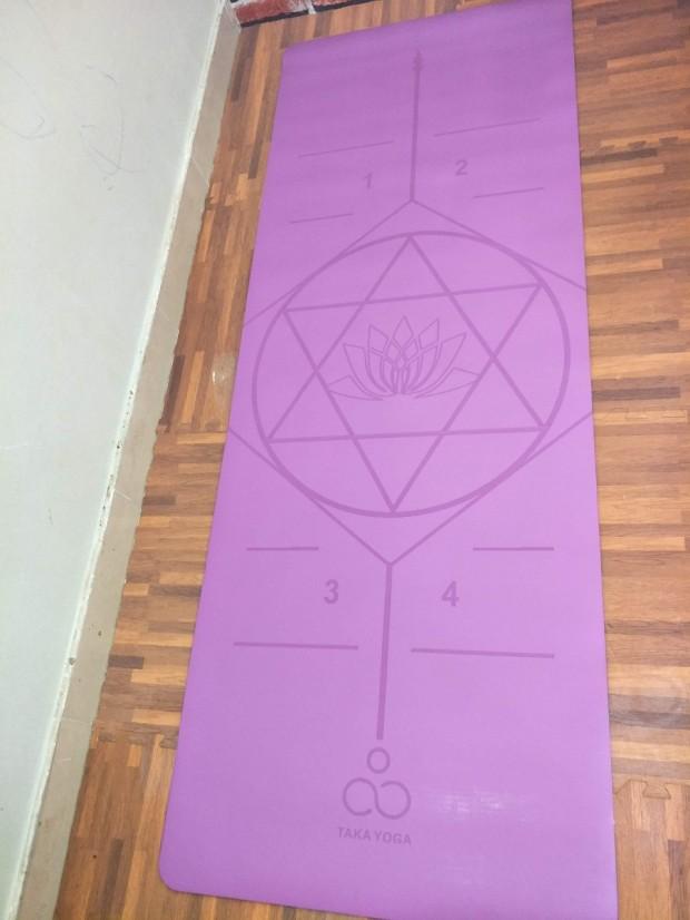 Thảm Taka Yoga